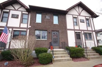 Rockland County Condo/Townhouse For Sale: 128 North Route 303 #5