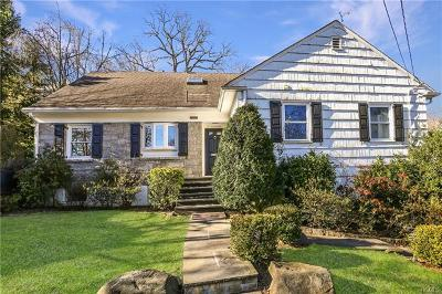 Scarsdale Single Family Home For Sale: 27 Glenwood Road