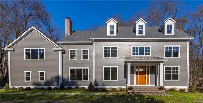 Connecticut Single Family Home For Sale: 28 Quaker Ridge Road