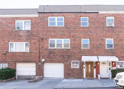 Bronx Single Family Home For Sale: 710 Sagamore Street