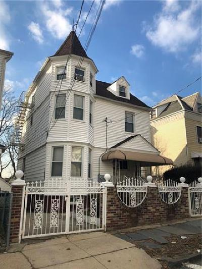 Mount Vernon Multi Family 2-4 For Sale: 418 South 4th Avenue