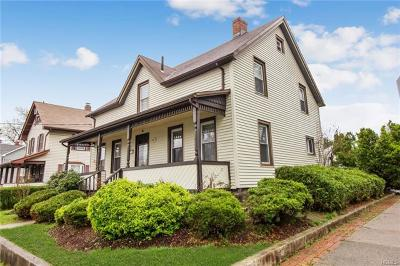 Rockland County Single Family Home For Sale: 120 South Main Street