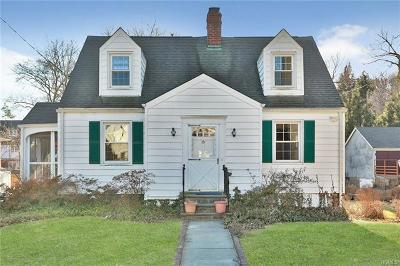 Rye Single Family Home For Sale: 28 Meadow Place