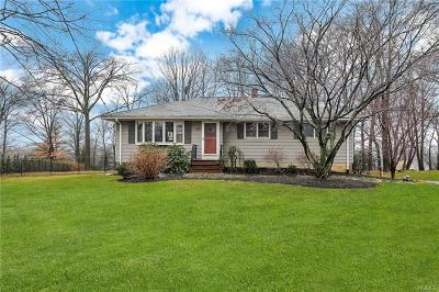 Rockland County Single Family Home For Sale: 62 Ridge Road