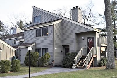 Westchester County Condo/Townhouse For Sale: 10 Oakridge Drive