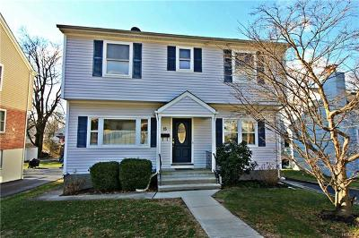 Croton-On-Hudson Single Family Home For Sale: 15 Irving Avenue