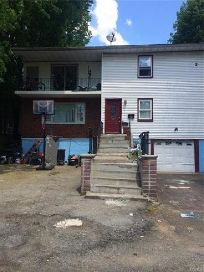 Rockland County Multi Family 2-4 For Sale: 7 Hillman Place
