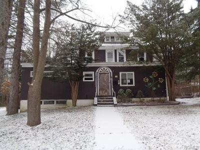 Monticello Single Family Home For Sale: 82 Liberty Street