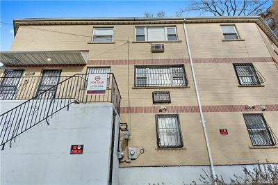 Bronx Multi Family 2-4 For Sale: 1958 Cedar Avenue