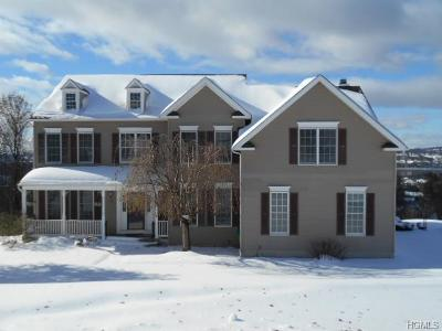 Wappingers Falls Single Family Home For Sale: 115 Sunflower Circle
