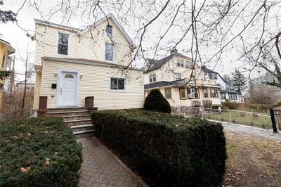 Mount Vernon Multi Family 2-4 For Sale: 71 Dell Avenue