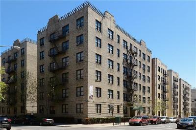 Co-Operative For Sale: 55 East 190th Street #22