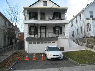 Yonkers Multi Family 2-4 For Sale: 38 Loring Avenue