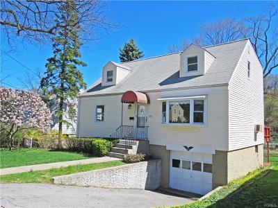 Hastings-On-Hudson Single Family Home For Sale: 201 Farragut Avenue