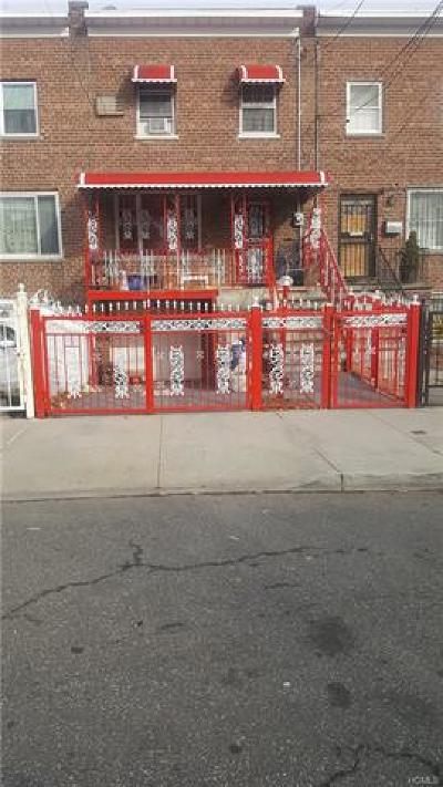 Bronx Single Family Home For Sale: 1177 East 224th Street East