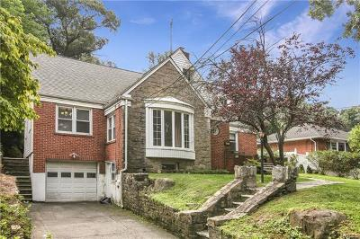 Yonkers Single Family Home For Sale: 378 Midland Avenue