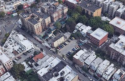 Bronx Residential Lots & Land For Sale: 2330 Cambreleng Avenue