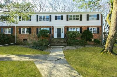 Rockland County Condo/Townhouse For Sale: 56 Bon Aire Circle #D11