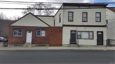 Rockland County Multi Family 2-4 For Sale: 153 Broadway #A