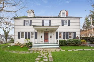 Bronxville Single Family Home For Sale: 243 Bronxville Road