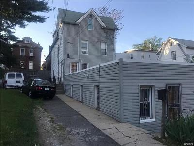 Bronx Multi Family 2-4 For Sale: 2025 Camp Street