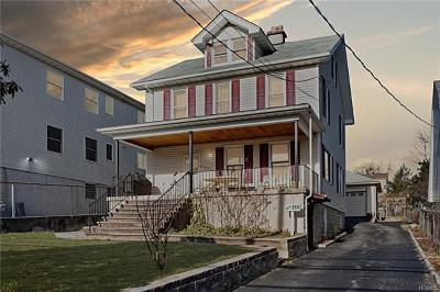 Yonkers Single Family Home For Sale: 411 Aka 255 Odell Avenue