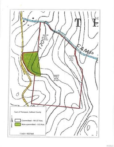 Residential Lots & Land For Sale: Camp Road