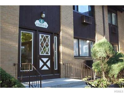Rockland County Condo/Townhouse For Sale: 4 West Lawrence Park Drive #10