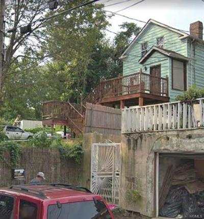 Bronx County Single Family Home For Sale: 3411 Edson Avenue