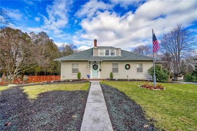 Rockland County Single Family Home For Sale: 38 Grandview Avenue