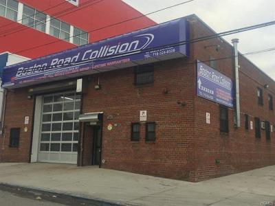 Bronx County Commercial For Sale: 2955 Boston Road