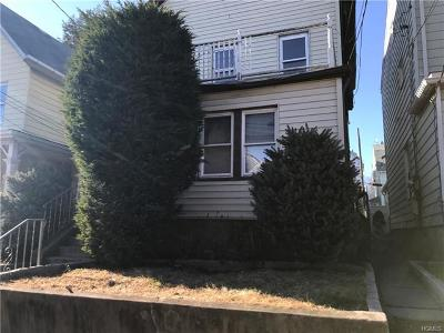 Westchester County Single Family Home For Sale: 134 North 7th Avenue