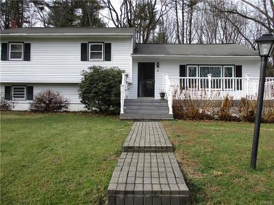Ellenville Single Family Home For Sale: 18 Yaffee Road