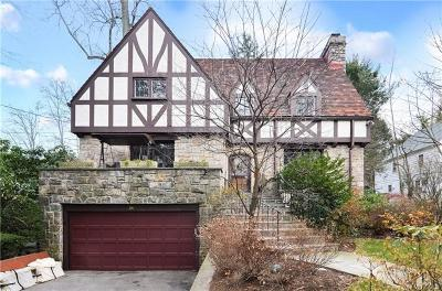 Scarsdale Single Family Home For Sale: 25 Circle Road