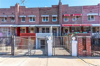 Bronx Single Family Home For Sale: 1068 Evergreen Avenue