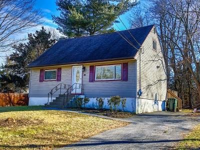 Chester Single Family Home For Sale: 19 Carpenter Road