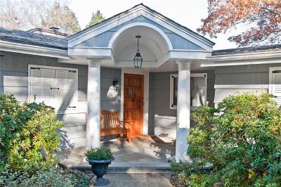 Westchester County Single Family Home For Sale: 599 Long Hill Road West