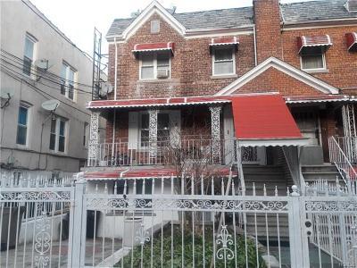 Bronx Multi Family 2-4 For Sale: 3320 Fish Avenue #A