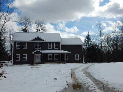 Sullivan County Single Family Home For Sale: Lot 5 Rolands Way