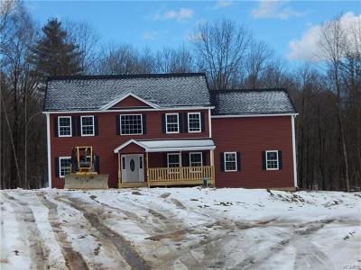 Sullivan County Single Family Home For Sale: Lot 7 Rolands Way