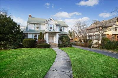 New Rochelle Single Family Home For Sale: 71 Brookdale Avenue
