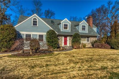 Bronxville Single Family Home For Sale: 37 Northway