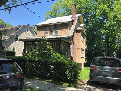 Westchester County Multi Family 2-4 For Sale: 687 South 5th Avenue