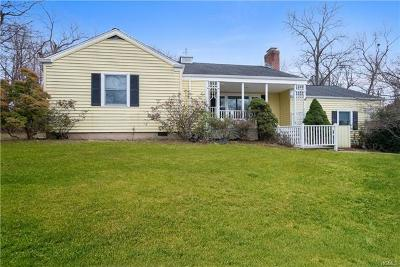 Pleasantville NY Single Family Home For Sale: $654,900