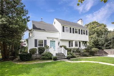 Rye Single Family Home For Sale: 78 Hewlett Avenue