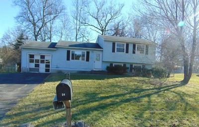 Newburgh Single Family Home For Sale: 24 Buckingham Drive