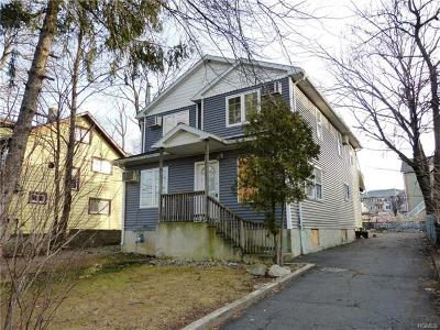 Rockland County Single Family Home For Sale: 28 Lafayette Street