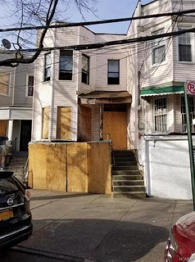 Bronx County Commercial For Sale: 1367 Prospect Avenue