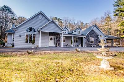 Single Family Home For Sale: 3365 State Route 209
