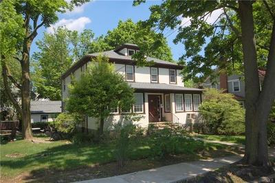Mamaroneck Rental For Rent: 306 Soundview Avenue #Right